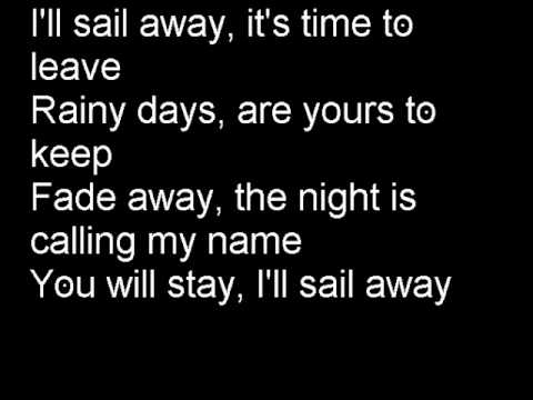 The Rasmus - Sail Away