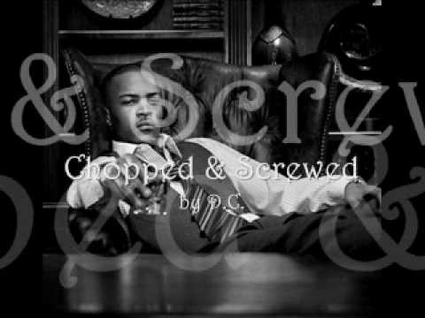 T.I. featuring Lil Scrappy & Big Kuntry King Im A King Chopped & Screwed by D.C.