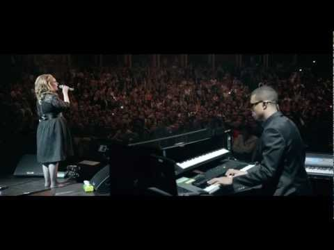 Adele - Someone Like You ( Live at The Royal Albert Hall )