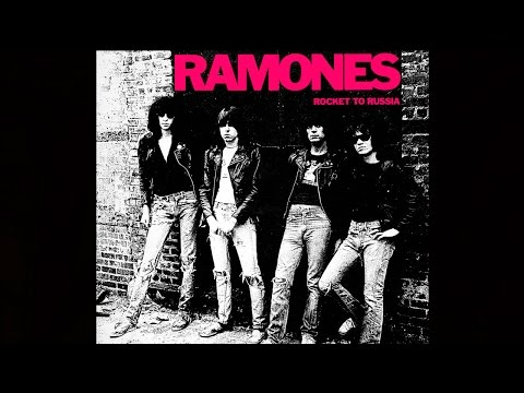 Ramones - I Don't Care