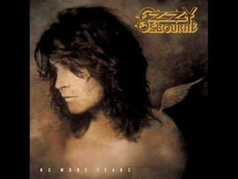 Ozzy Osbourne I Don't Want To Change the World